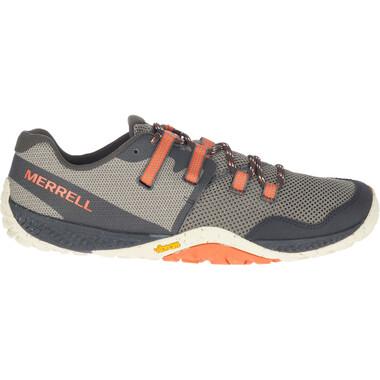 Chaussures de Trail MERRELL TRAIL GLOVE 6 Gris/Orange 2021
